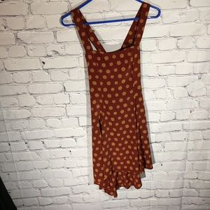 Everly brown Hilo sundress